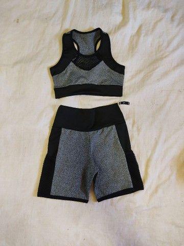 Conjuntos fit - roupa de academia  - Foto 2