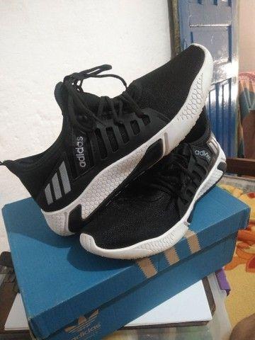 Tênis adidas booster NOVO! - Foto 3