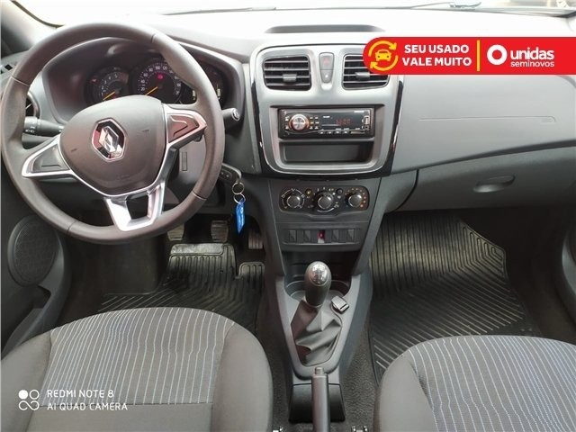 Renault Logan Life 1.0 2021 - Foto 8