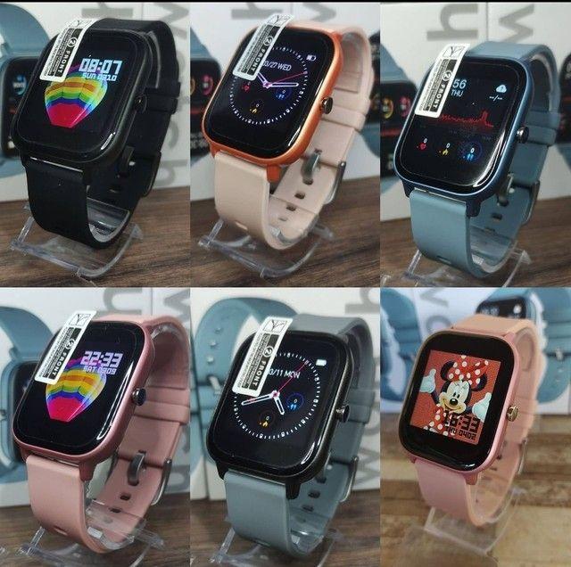 P8 Smartwatch - Melhor custo benefício