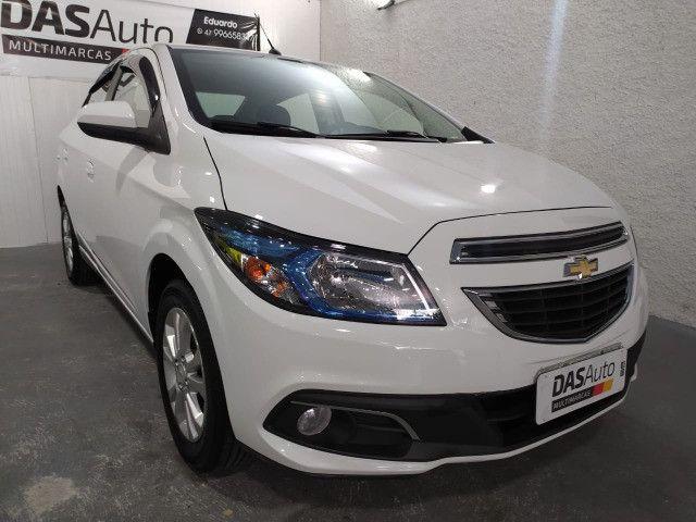 Chevrolet Prisma LTZ 1.4 2014 - Baixa Km - Foto 3