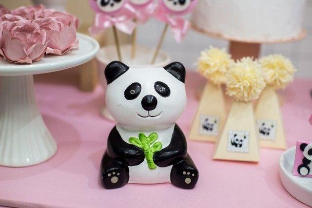 Decoração festa panda Niterói - Foto 4