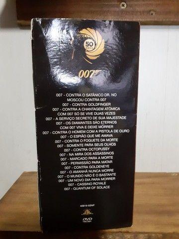 Box James Bond + Skyfall  DVD - Foto 4
