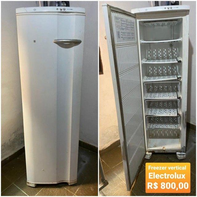 Freezer Eletrolux