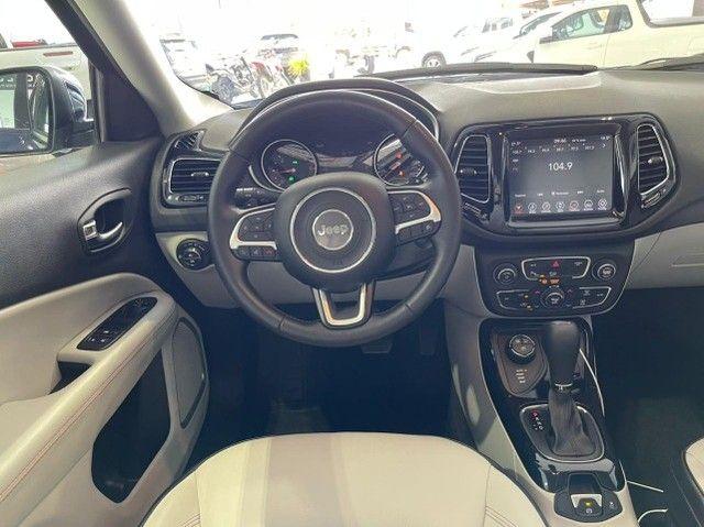 Jeep Compass Limited 2.0 Diesel 2020 Pronta Entrega  - Foto 6