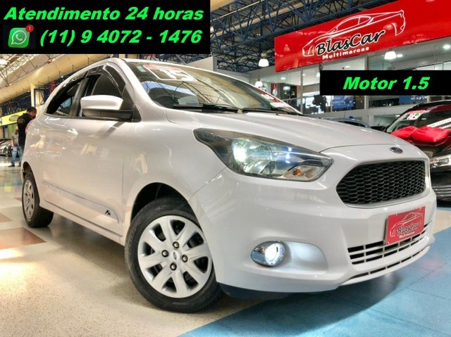 Ford Ka SE 1.5 Novissímo!!!