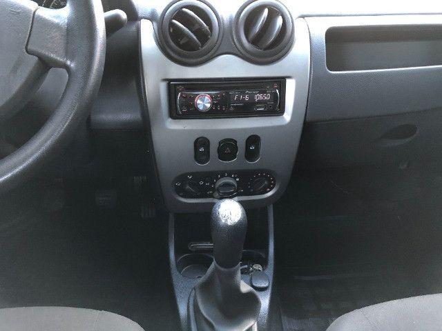 Renault Logan Authentic 1.0 Uberlândia - Foto 9