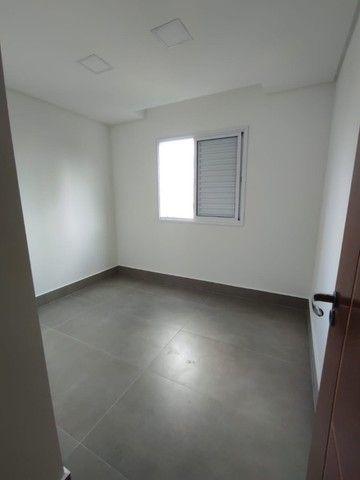 apartamento semi mobiliado novo - Foto 9