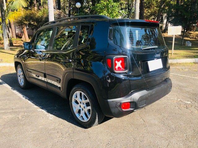 Jeep Renegade Longitude 1.8 Flex Automático - Foto 3