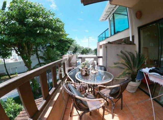 Casa de condomínio à venda com 3 dormitórios em Barra da tijuca, Rio de janeiro cod:AC0872