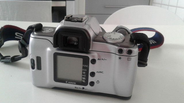 Câmera analógica Canon EOS Rebel Ti - Foto 4