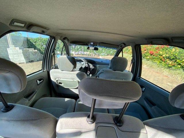 Renault Scenic 1.6 Privilége HI-Flex - Placa A- pneus novos- Leiam - Foto 10