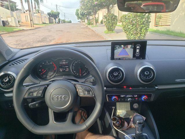Audi A3 Prestige Plus 1.4, Turbo, ano 2020 TFSI Flex Tip c/ Teto Solar - Foto 10