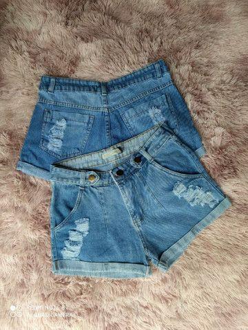 Jeans 100% algodao