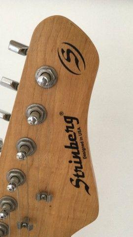 Guitarra Strinberg Designed Estados Unidos - Foto 4