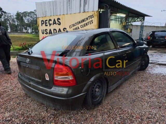 Motor Parcial Gm Astra 1.8 8v 1999/2002 (nota fiscal e garantia) - Foto 2