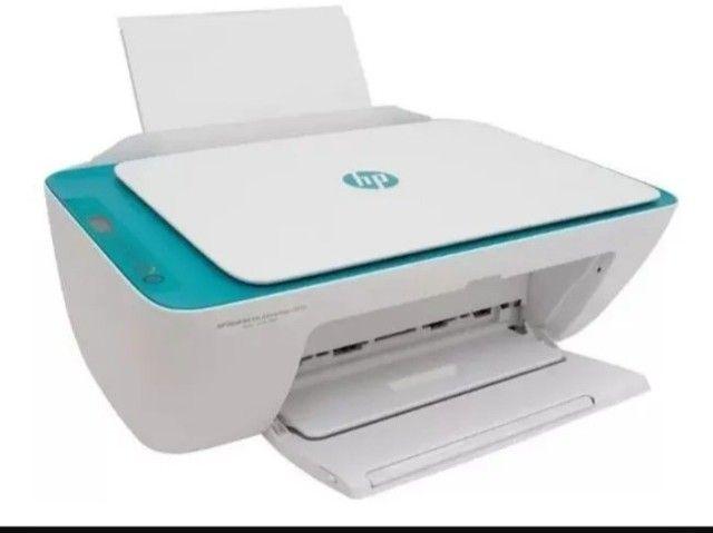 Impressora Multifuncional Hp Deskjet Ink 2676
