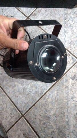 Iluminação DJ e projetor - Foto 5