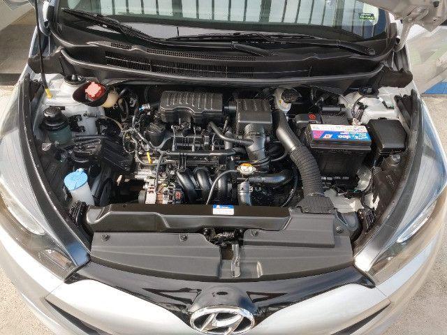 Hyundai HB20S Sedan Comfort Plus 1.0 Flex 2014 - Apenas 87.633 Km / Ipva Pago - Foto 13