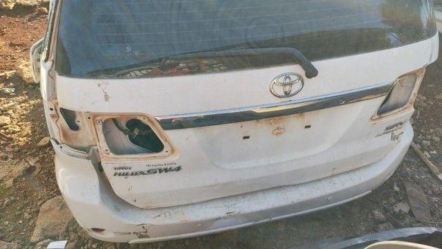 Tampa Traseira Toyota Hilux SW4 Revisado Com Garantia - Foto 2