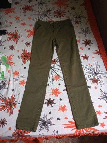 Calça jeans masculina infantil - Foto 2