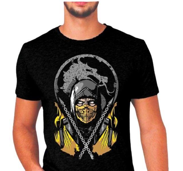 Camisa Scorpion MKX