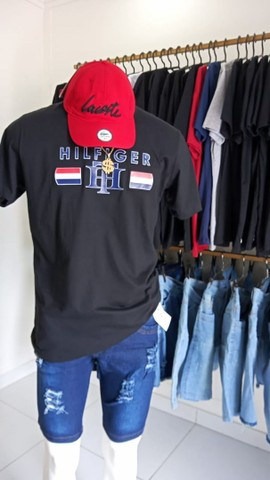 Vendo camisas malha peruana - Foto 4