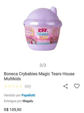 Bonecas Crybabies Magic - Foto 2