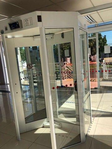 Porta Giratória Bancária  - Foto 5