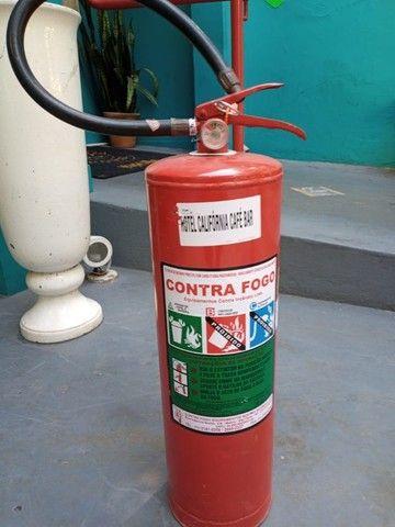 Extintor de Agua 10L