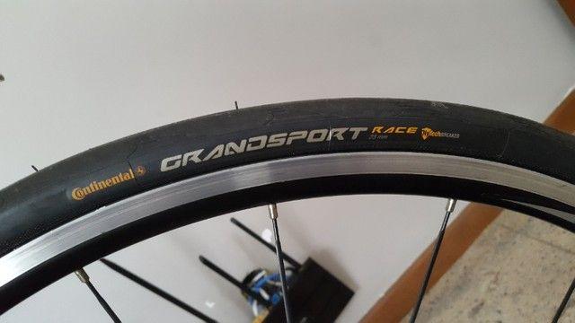 Bike Speed Sundown Competição - Shimano Tiagra - Garfo Fibra de Carbono - Super Nova - Foto 6