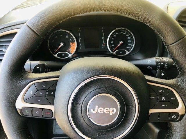 Jeep Renegade Longitude 1.8 Flex Automático - Foto 12