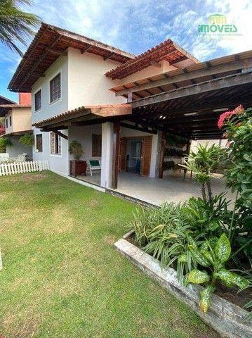 Casa com 3 dormitórios à venda, 170 m² por R$ 550.000,00 - Porto das Dunas - Aquiraz/CE - Foto 7