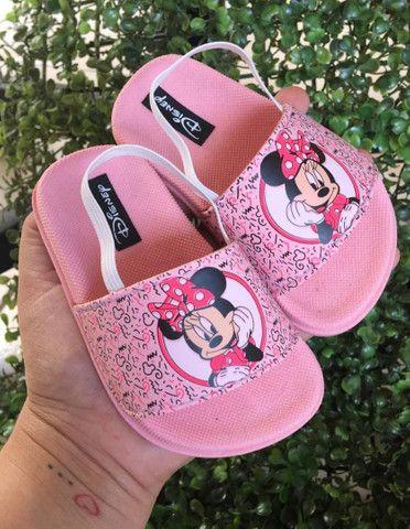 Slide baby feminina Atacado - Foto 2