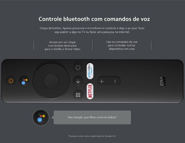 Xiaomi Mi TV Stick - Box Tv - Foto 4