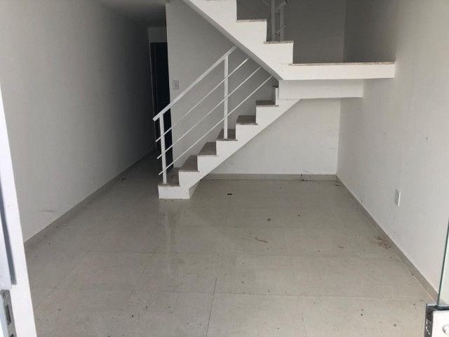 Casa duplex nova pronta para morar bairro Indianópolis 2 quartos - Foto 3