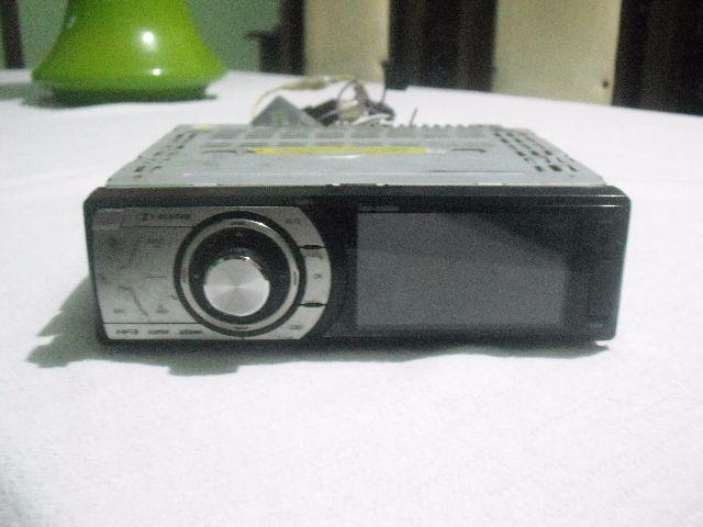 DVD player H-buster
