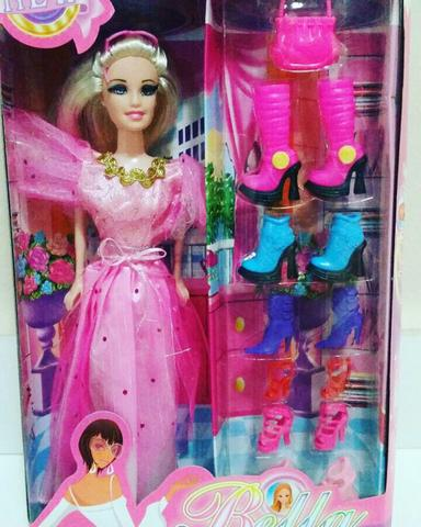 Barbies Novas