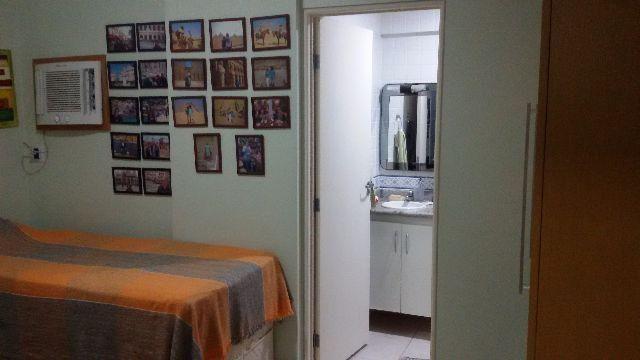Cobertura duplex nascente reformada e mobiliada - Foto 14