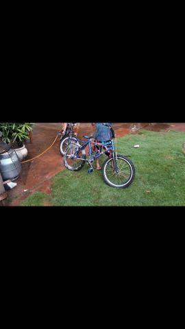 Bicicleta infantil monark