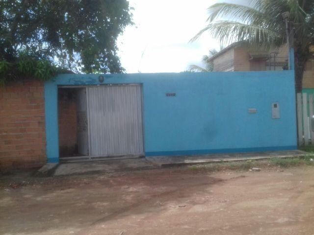 Casa em alvenaria, no Bairro Açaí. Tb troco por casa no Jardim 1 ou 2 ou Novo Horizonte