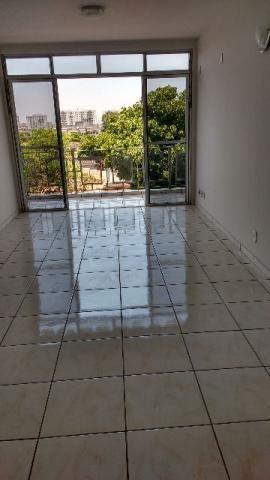 Apartamento em Del Castilho, 3 quartos