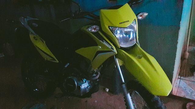 Vendo moto bros 150 2013