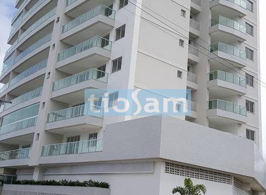 Apto 2 quartos prédio novo Praia do Morro