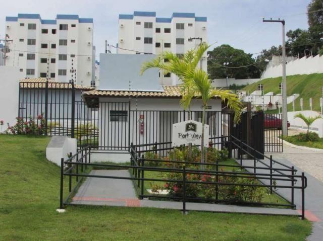 Condomínio Park View Residence com três quartos