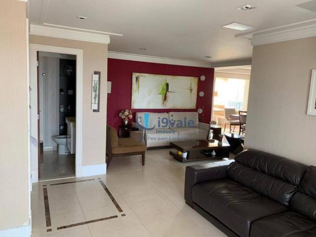 Apartamento à venda, 144 m² por r$ 1.100.000,00 - vila ema - são josé dos campos/sp - Foto 5