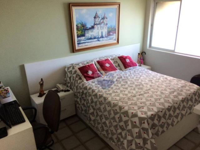 Apartamento com 3 dormitórios à venda, 155 m² por R$ 630.000,00 - Casa Caiada - Olinda/PE - Foto 4