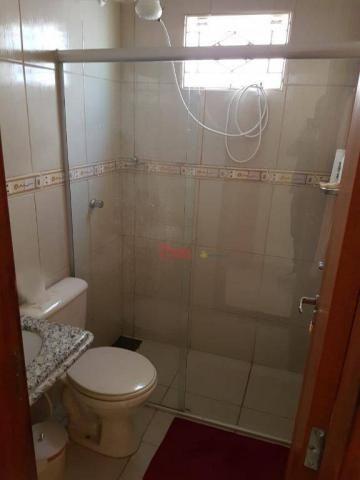 Casa com 02 quartos sendo 01 suíte, cozinha, sala, 01 banheiro, área de serviço e 01 vaga  - Foto 12