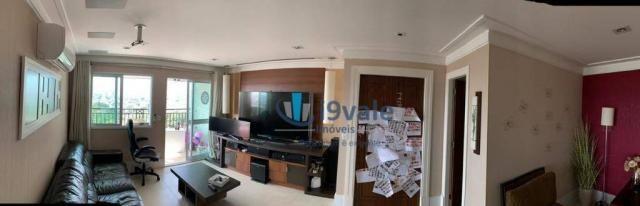 Apartamento à venda, 144 m² por r$ 1.100.000,00 - vila ema - são josé dos campos/sp - Foto 3