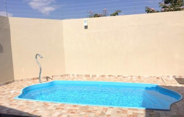 Casa 03 Quartos com piscina e área Gourmet - Foto 3